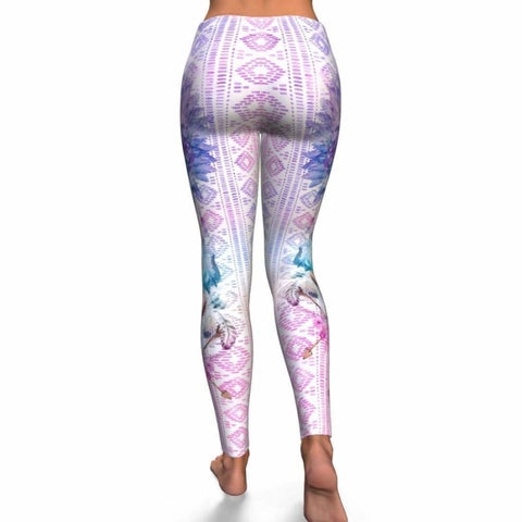 Native American Dreamcatcher Leggings - MK Online Store 101