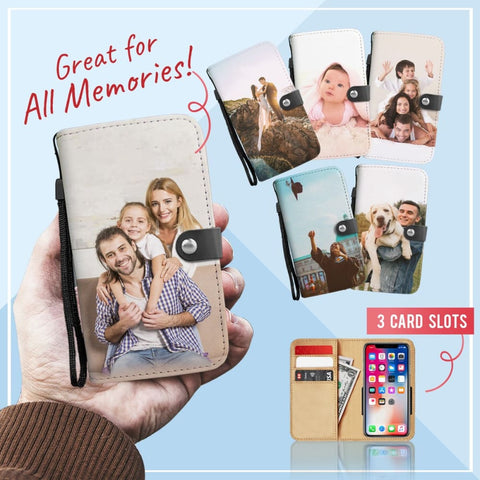 Personalize Wallet Phone Case - MK Online Store 101
