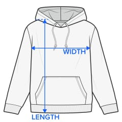 Camping patchwork hoodie -2