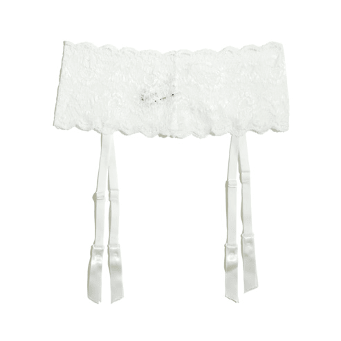 Cosabella Never Say Never Garter Belt