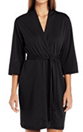 Skin Knit Lounge Robe