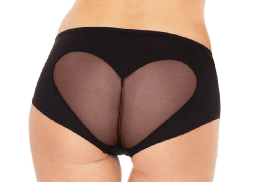 Only Hearts Loulou Heart Hipster Panties