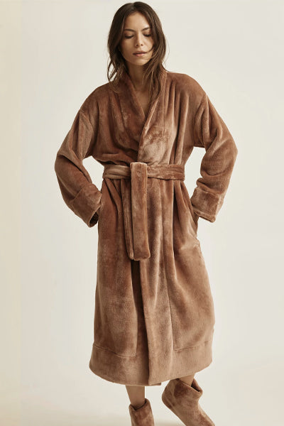 Skin Whitney Plush Robe