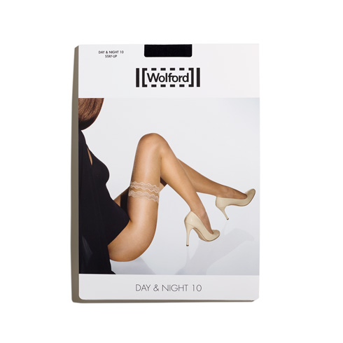 Wolford Day & Night 10 Stay Up
