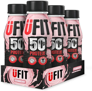 UFIT 6 PACK STRAWBERRY