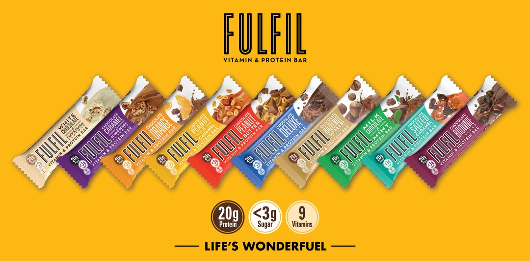 Fulfil Nutrition Single Bars
