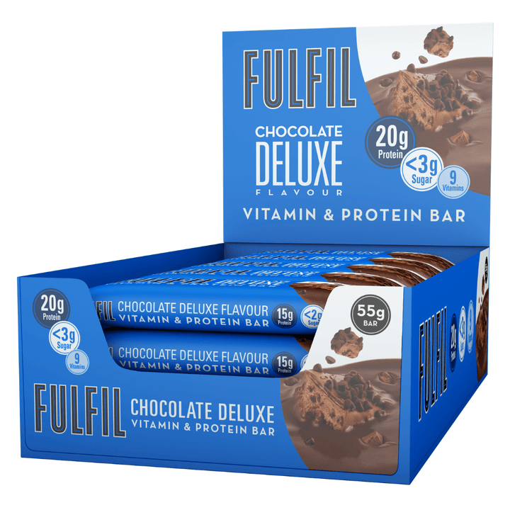 FULFIL CHOCOLATE DELUXE BOX OF 15 BARS