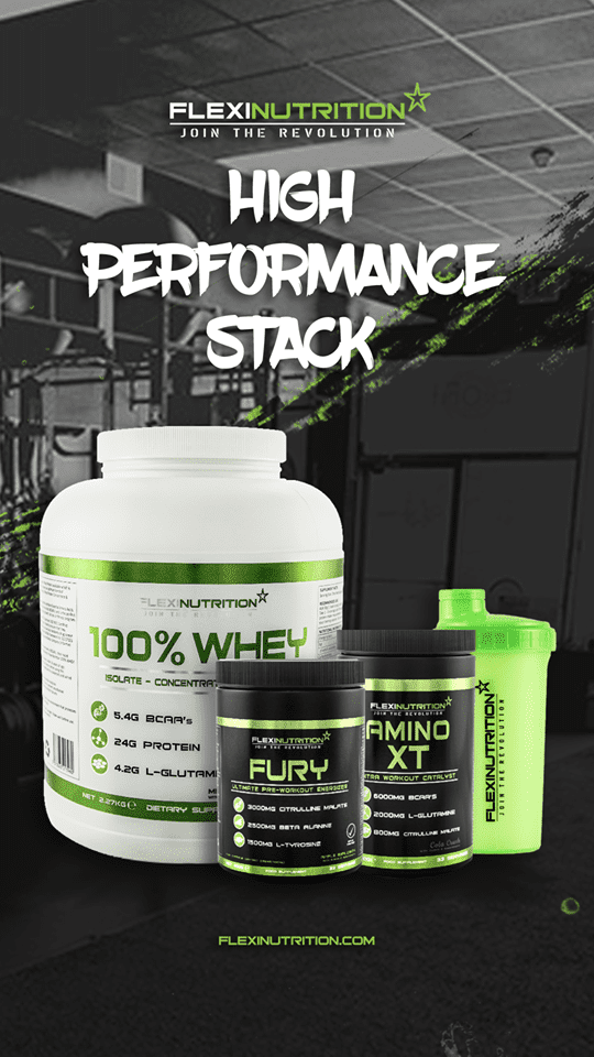 Flexi Nutrition High Performance Stack
