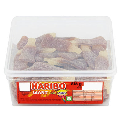 Haribo box
