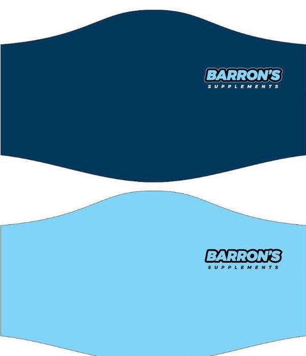 Barrons Supplements mask