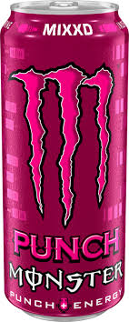 Monster Punch Mixxd 12 x 500ml