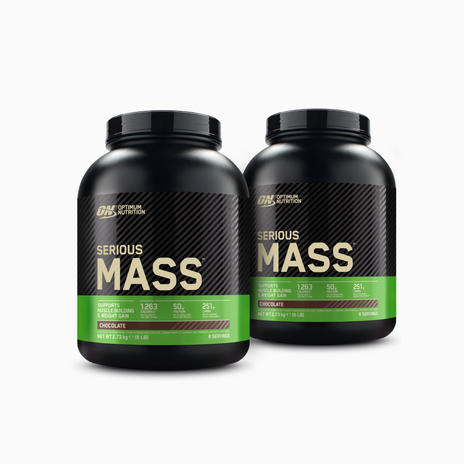 Optimum Nutrition 2* Serious Mass