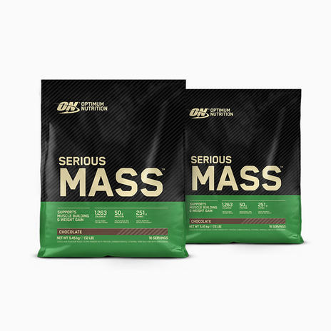 Optimum Nutrition 2X SERIOUS MASS 5455 G