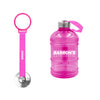 Barrons Supplements Pink water bottle