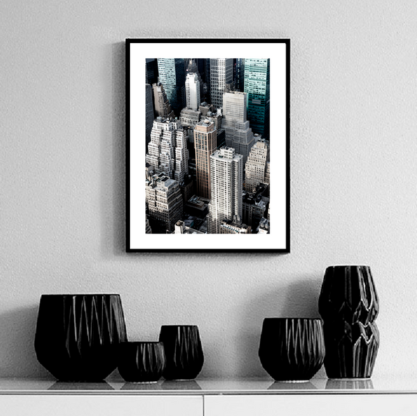 Poster - The city