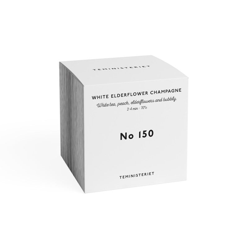 150 White Elderflower Champagne