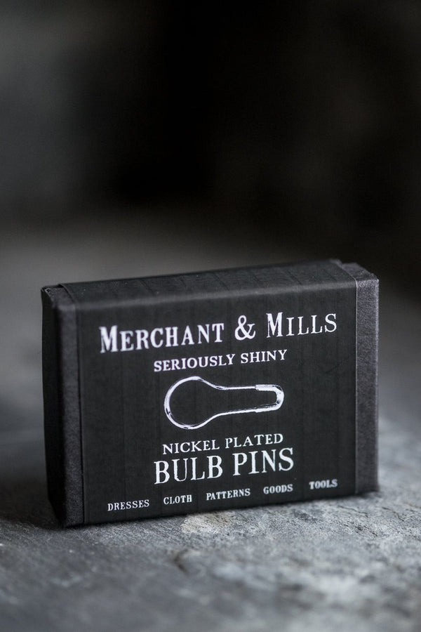 NICKEL BULB PINS