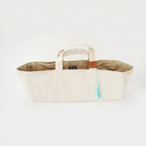 Canvas storage bag