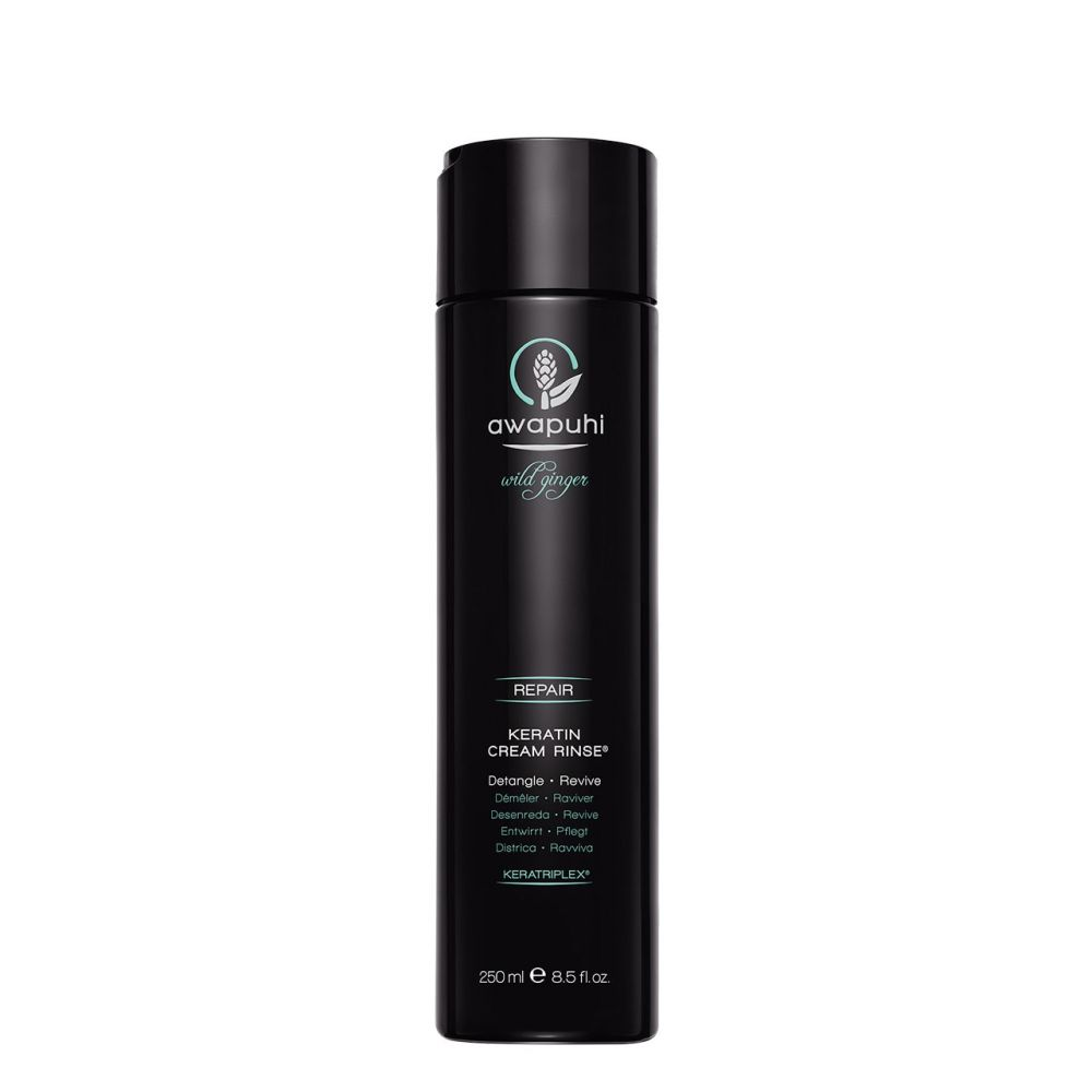 Paul Mitchell Awapuhi Wild Ginger Keratin Cream Rinse 8.5oz