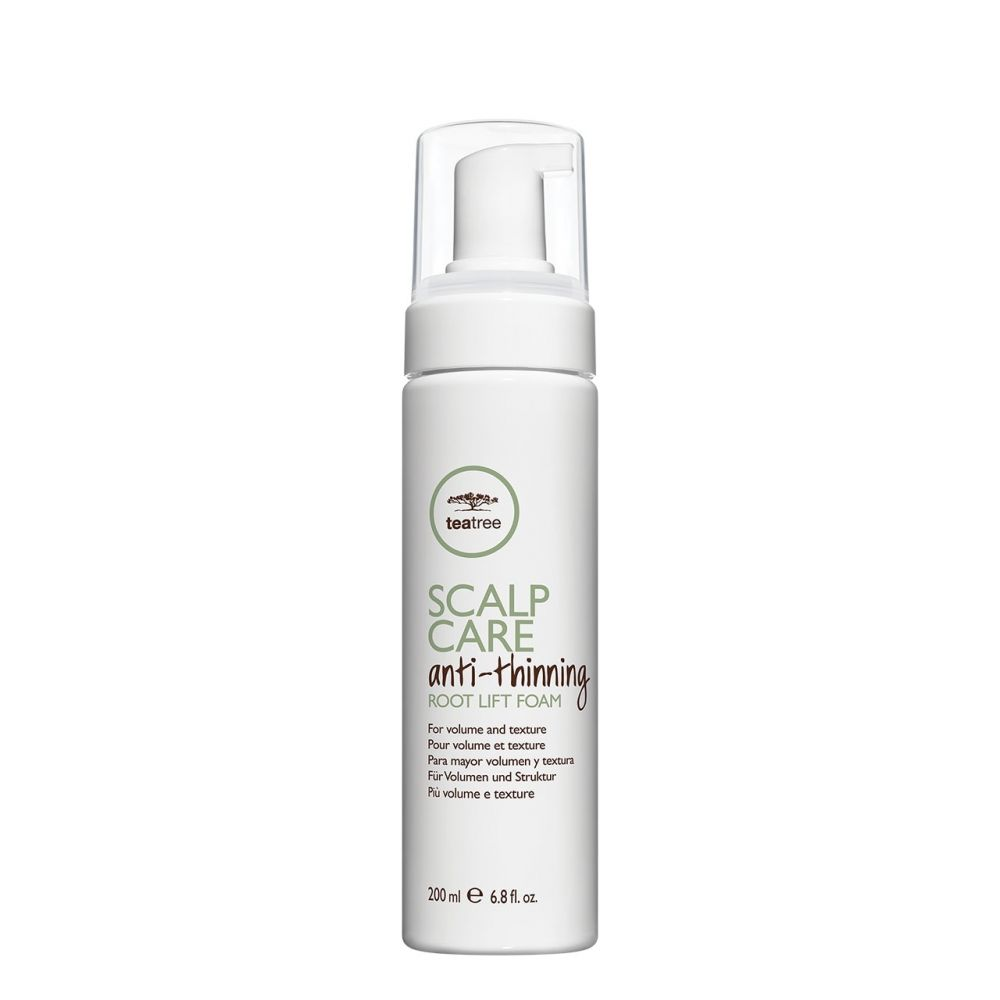 Paul Mitchell Tea Tree Scalp Care Anti-Thinning Root Lift Foam 6.8oz
