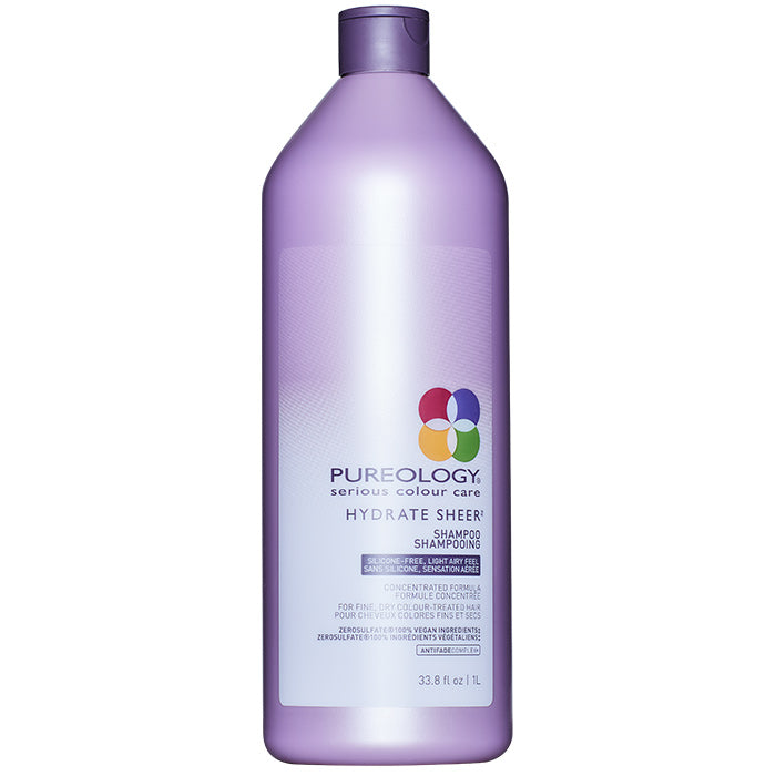 Pureology Hydrate Sheer Shampoo 33.8oz