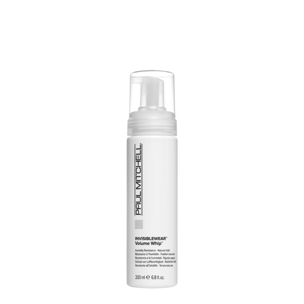 Paul Mitchell Invisiblewear Volume Whip Mousse 6.8oz