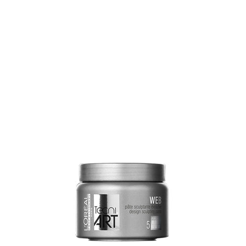 L'Oreal Professionel Tecni.Art Web Design Sculpting Paste 5oz