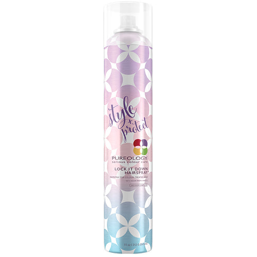 Pureology Lock it Down Hairspray 11oz