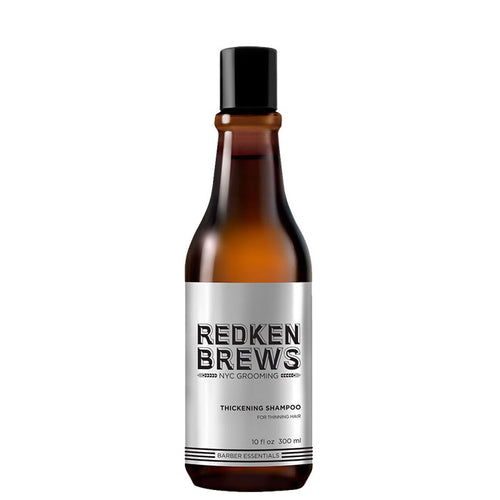 Redken Brews Thickening Shampoo 10oz