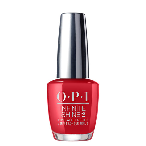 OPI Infinite Shine Color So Hot It Berns 0.5 oz