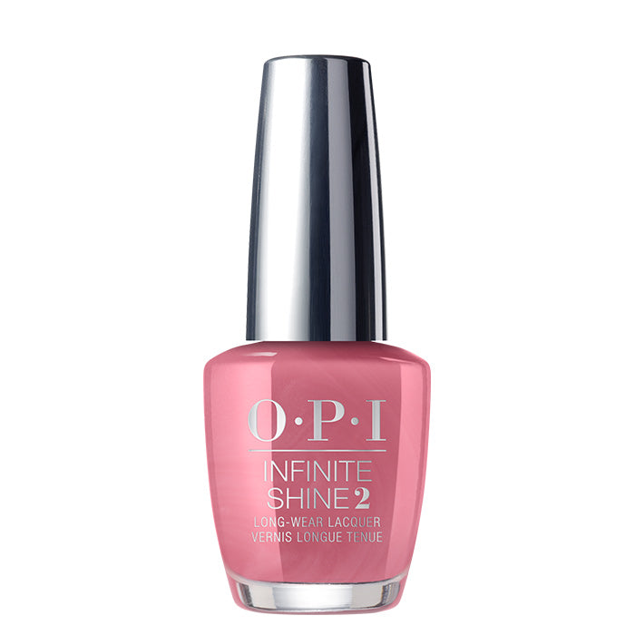 OPI Infinite Shine Not So Bora-Bora-ing Pink 0.5 oz