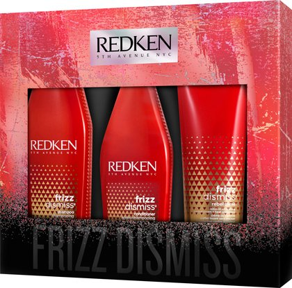 Redken Frizz Dismiss Trio Holiday Set 2020