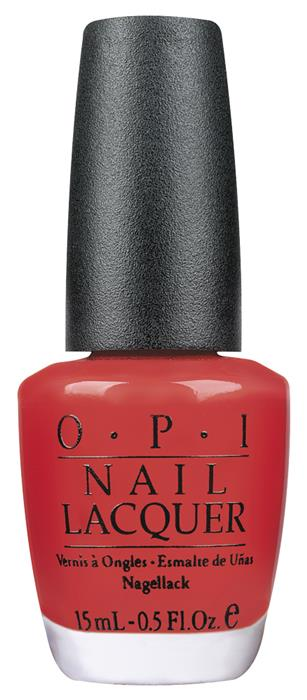 OPI Cajun Shrimp