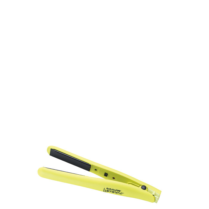 BABYLISS Mini Flat Iron - Yellow