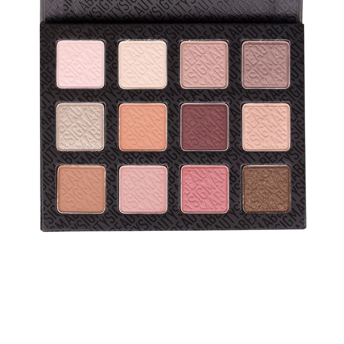 Sigma Beauty Eye Shadow Palette - Warm Neutrals