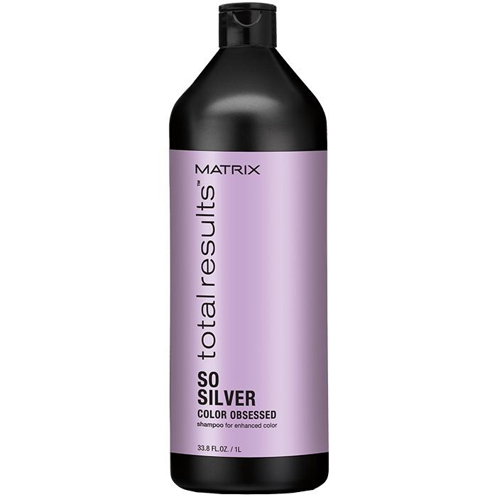 Total Results So Silver Shampoo Liter
