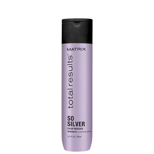 Total Results So Silver Shampoo 10.1oz