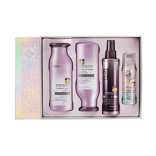 Pureology Hydrate Sheer Set