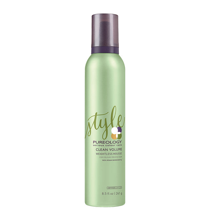 Pureology Clean Volume Mousse 8.4oz