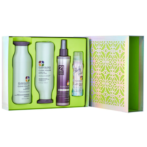 Pureology Clean Volume Set