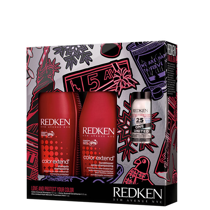 Redken Color Extend Holiday Set