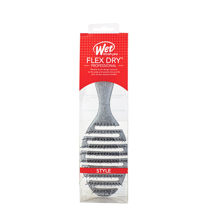 Wet Brush Pro Flex Dry - Silver