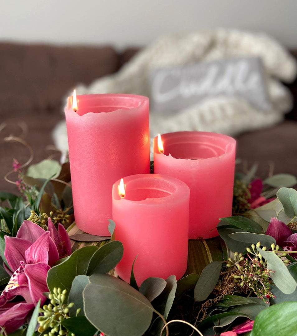 Spiral Light Candles launches seasonal limited edition scents