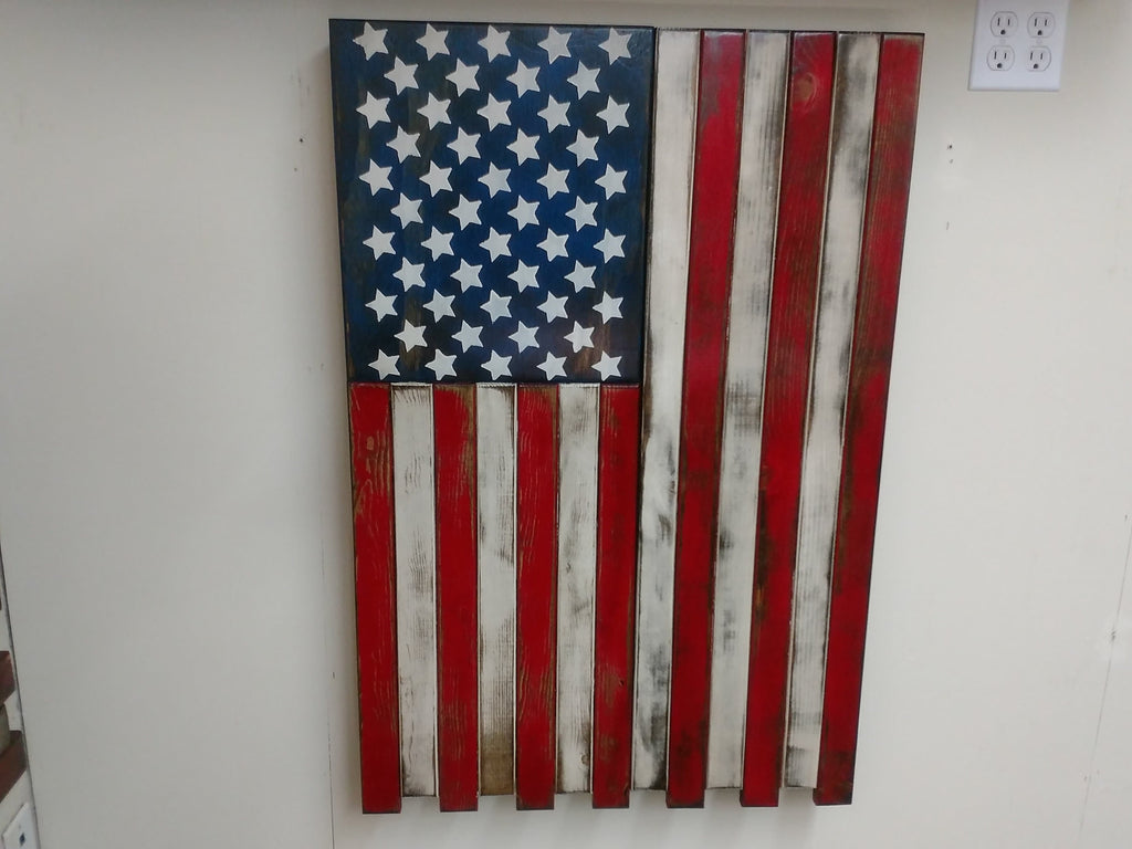 liberty home concealment vertical hanging large american flag