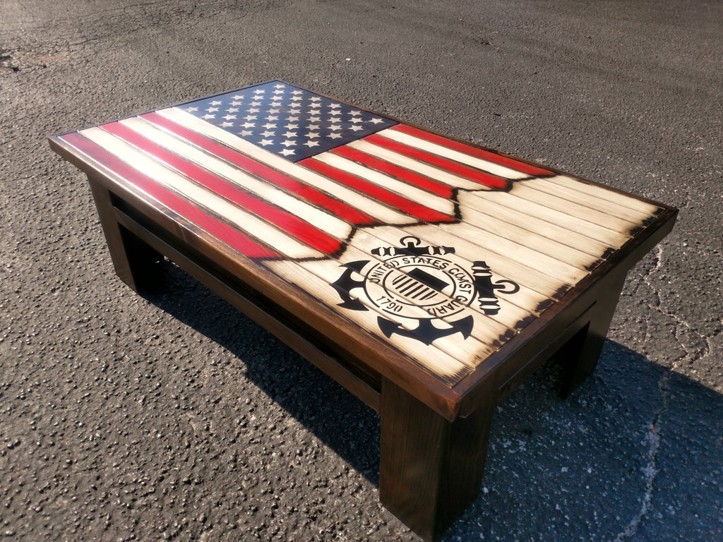Tactical Furniture   Rustic American Flag Coffee Table ... on national home furniture, lifestyle home furniture, standard home furniture, traditional home furniture, action home furniture, target home furniture, casual home furniture, kitchen home furniture, elite home furniture, industrial home furniture, open home furniture, organizational home furniture, camo home furniture, custom home furniture,