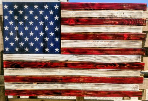 be0c0b6890cb Torched Large American Concealment Flag