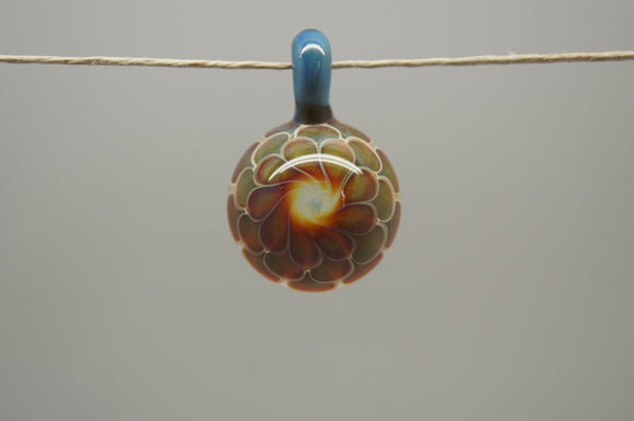 Matt2000 Glass Dot Stack Glass Pendant