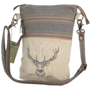 Deer Crossbody Bag by Clea Ray