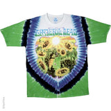 Grateful Dead Sunflower Terrapin Tie Dye T-Shirt