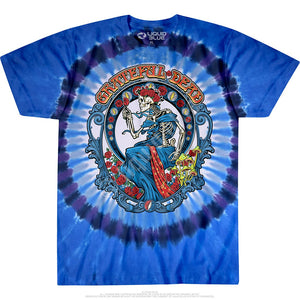 Grateful Dead Vintage Bertha Tie Dye T-Shirt